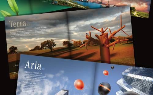 Catalogo e brochure coordinati