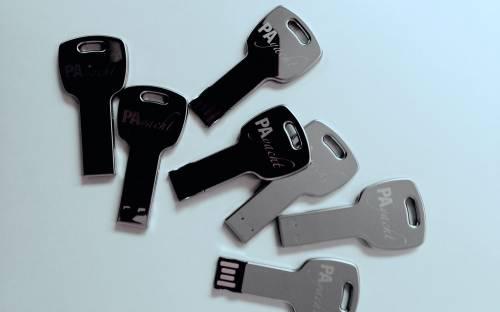 Gadget chiavine usb