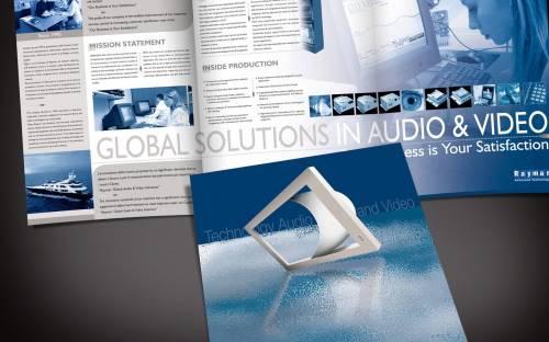 Depliant brochure