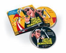 CD e copertina musiche carnevale